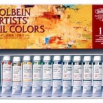 Holbein Artists' Oil Color